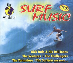 The world of surf music cd 11039 2 cd